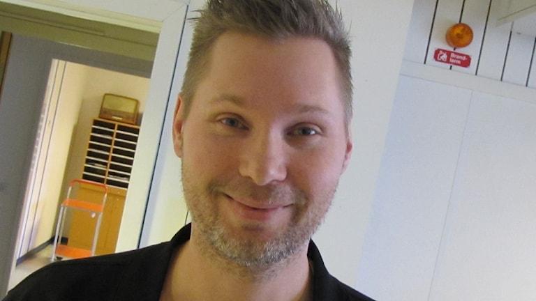 Bild på kompositören Henrik Göransson.