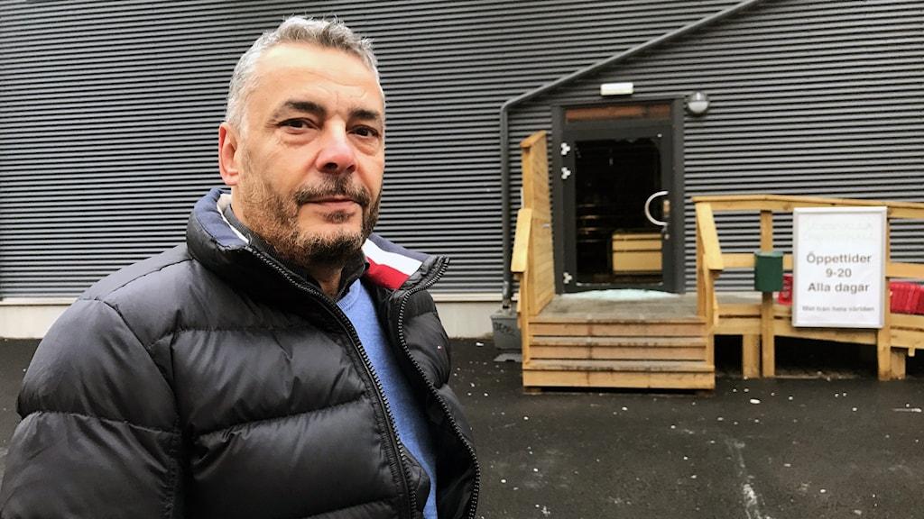 Walid bokhari, personalchef orienthallen Uddevalla