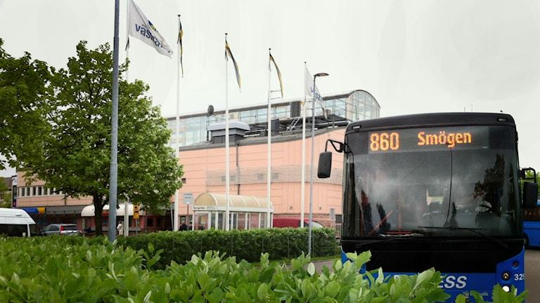 Västtrafik buss Kampenhof