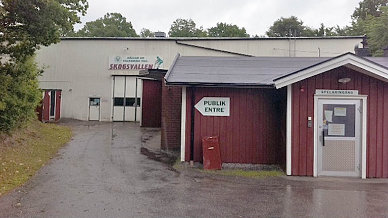 Ishallen i Munkedal. Bild: Marie Matsson/P4 Väst Sveriges Radio