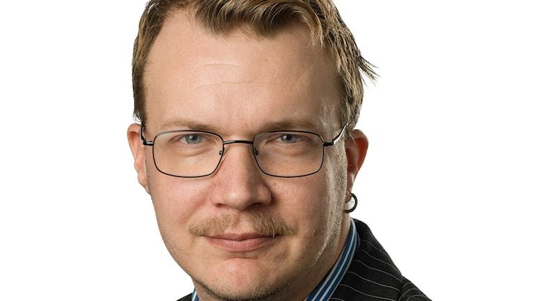 Bild på Heikki Klaavuniemi.