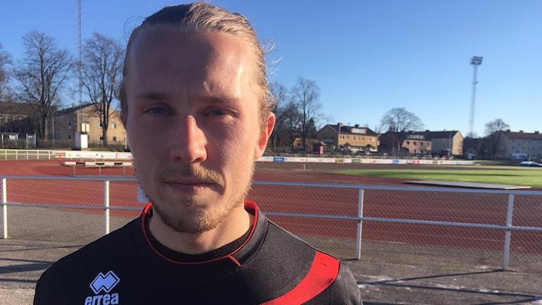 Alexander Karlsson i FC Trollhättan