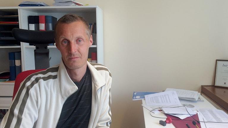 Åklagare Patrik Stintzing Uddevalla