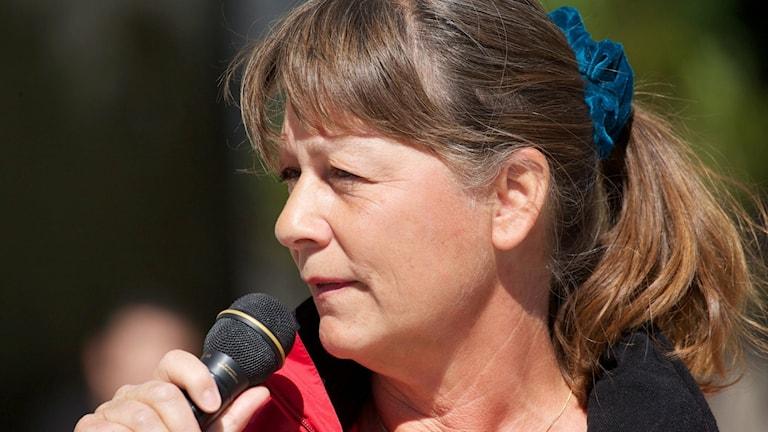 Elise Norberg Pilhem ordförande Vänsterpartiet Fyrbodal