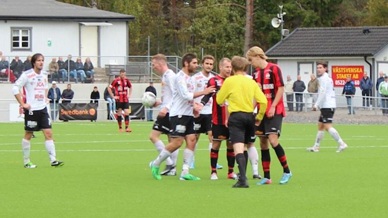 Grebbestad tog en ny seger i herrarnas division 2 norra Götaland.