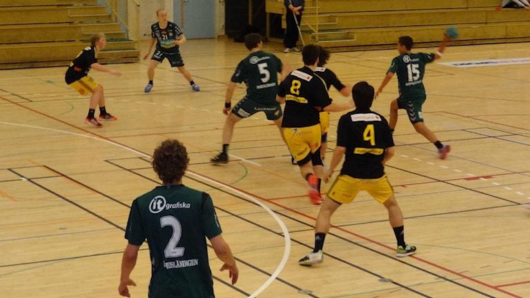 Handboll Kroppskultur Foto: Bengt Israelsson/Sveriges Radio