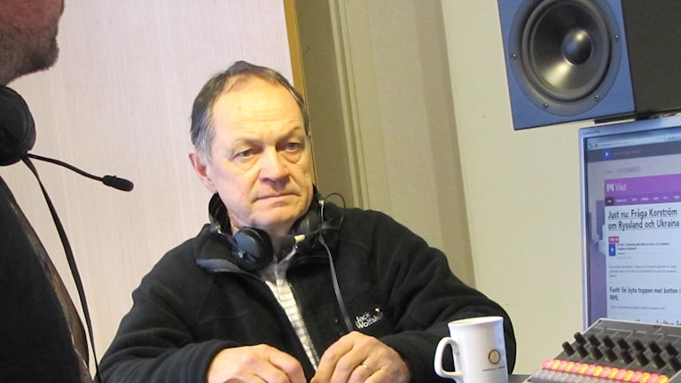per-Erik Korström pratar om läget i Ukraina
