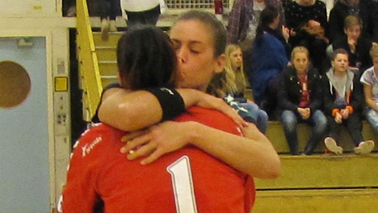 Nora Kovacs kramar om Timea Pap.