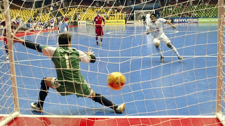 Futsal. Foto: Eraldo Peres/TT.