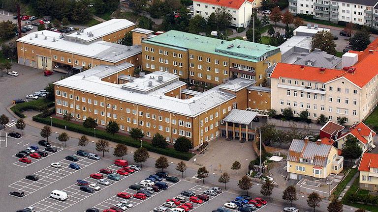 Strömstad sjukhus. Foto: Nu-sjukvården.
