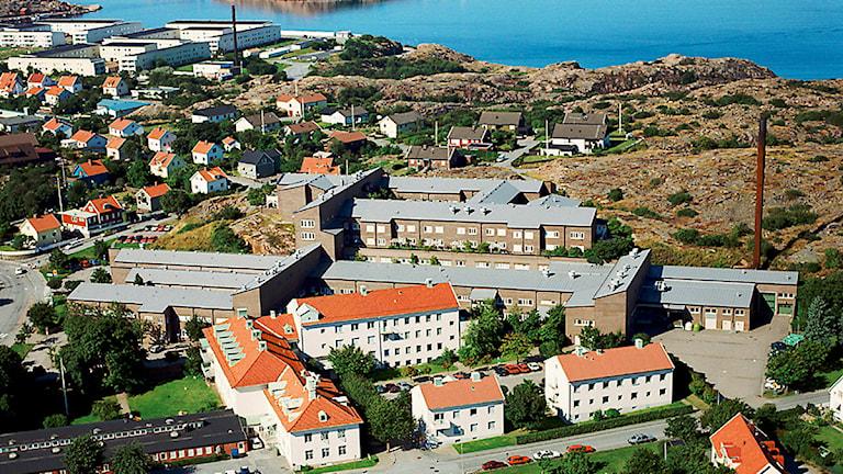 Lysekils sjukhus. Foto: Nu-sjukvården.