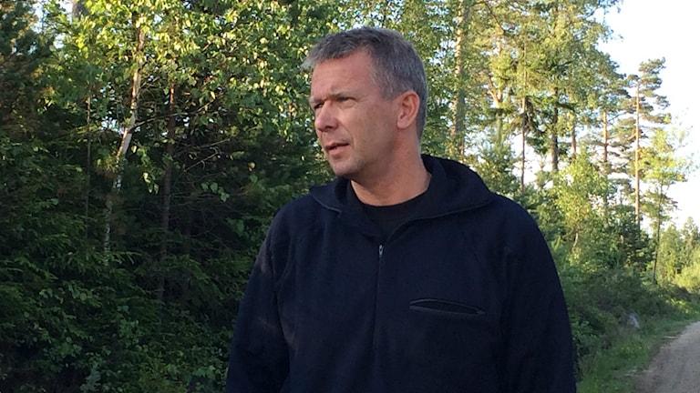 Håkan Baatz, räddningstjänsten i Strömstad.