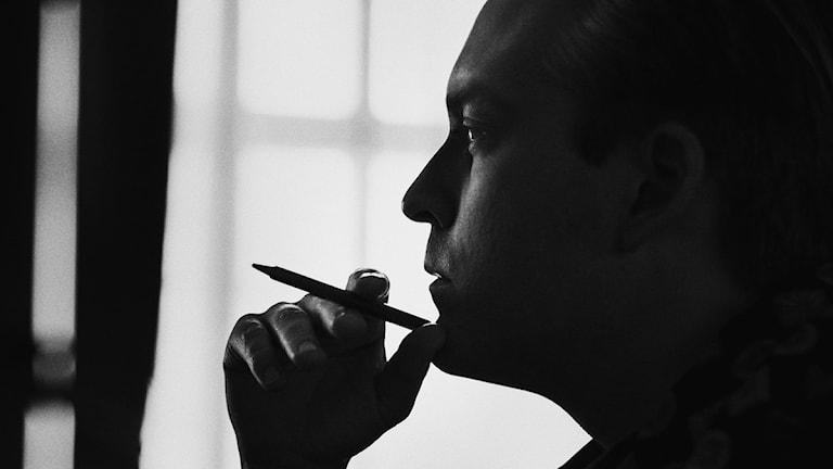 Andreas T Olsson. Foto: Martin Stenmark.