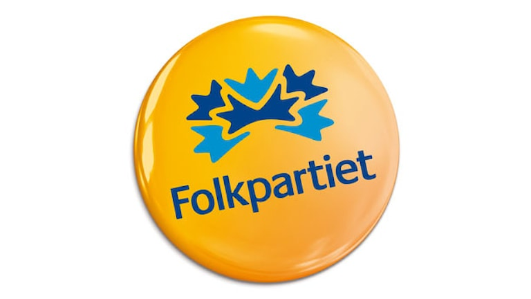 Folkpartiets logotyp