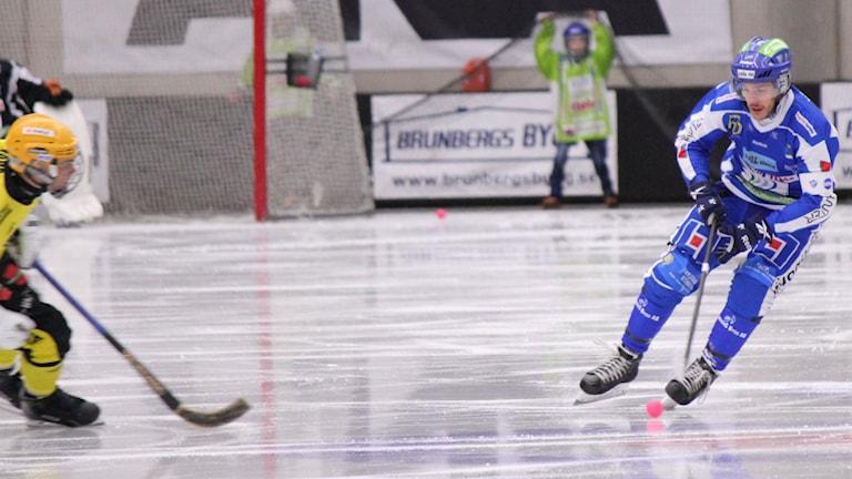 Bandy IFK VänersborgFoto: Elliot Ohlén/Sveriges Radio