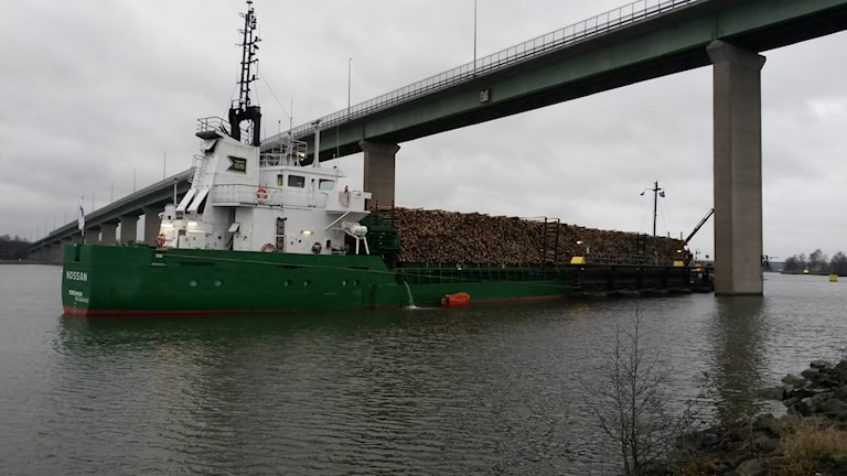 Bild på fartygen Nossan