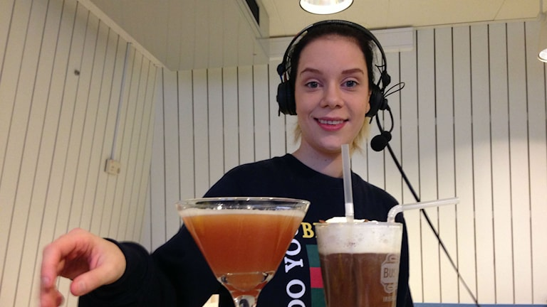 Kristina Kittelsen, Foto: Cajsa Vingros Carlsson, P4 Väst