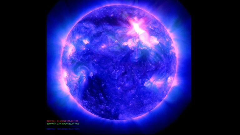 Solstorm. Foto: NASA sya1a9ab