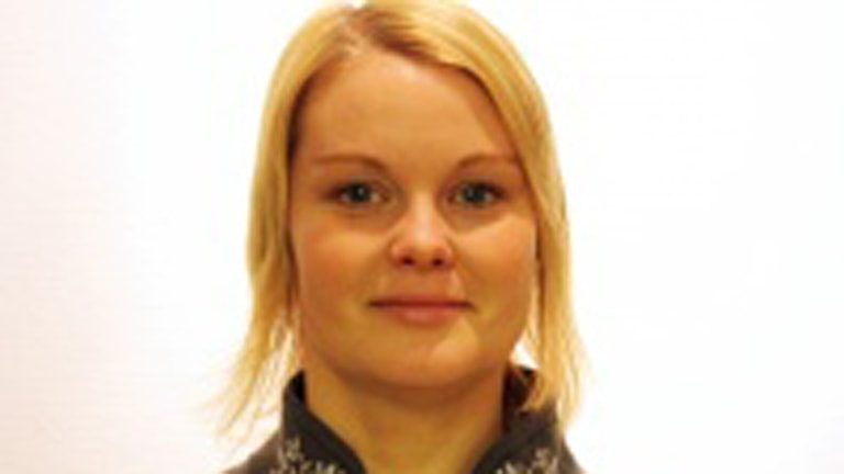 Nordens arks nya vd, Pernilla Thalin. Foto: Nordens ark