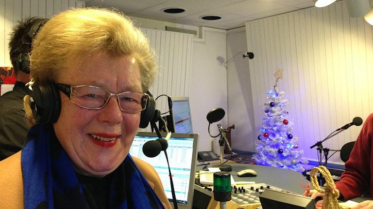 Birgitta Rasmusson. Foto: P4 Väst Sveriges Radio
