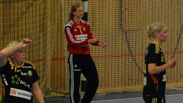 Handboll Johanna Bundsen Sävehof Foto: Bengt Israelsson/Sveriges Radio