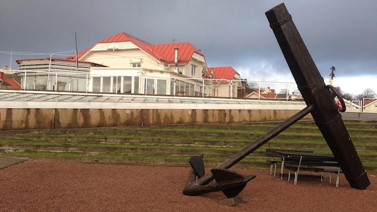 Havets hus i Lysekil. Foto: Lisa Lysell/Sveriges Radio.