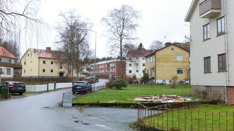 Brastad i Lysekils kommun. Foto: Jörgen Winkler/Sveriges Radio.