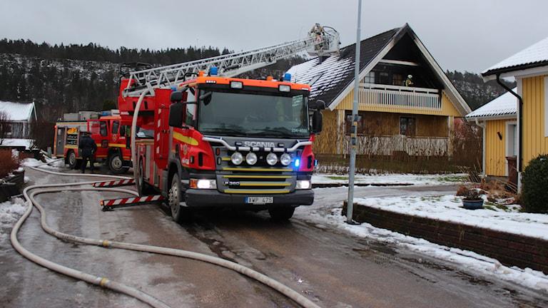 Arkivbild: Sveriges Radio.