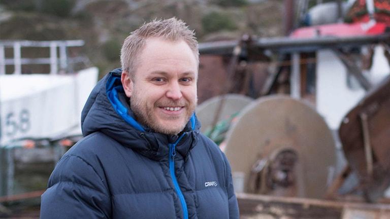 Henrik Carlsson. Foto: Sparbanken Tanum.