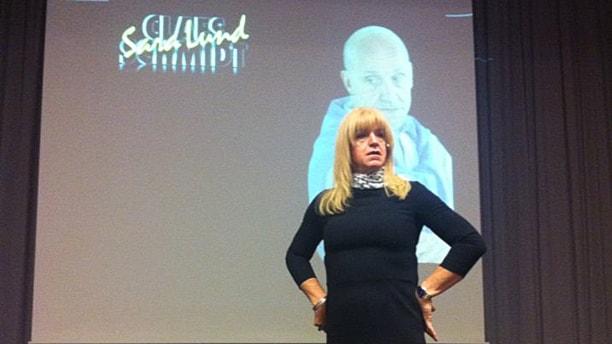 Claes Schmidt/Sara Lund. Foto: Annika Andersson.