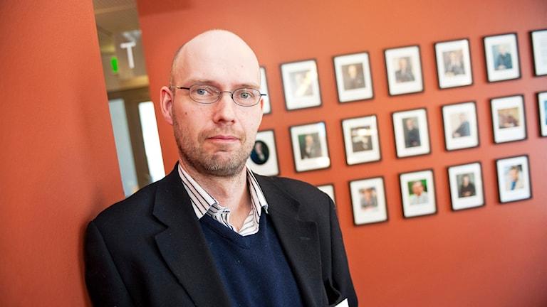 Gerhard Andersson. Foto: Johan Engman/TT.