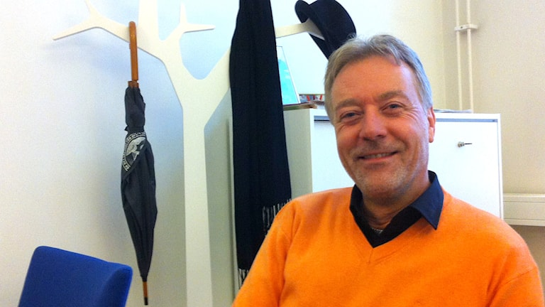 Stefan Einarsson. Foto: Jörgen Winkler/Sveriges Radio.