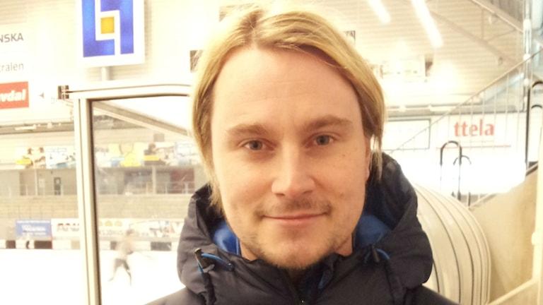 Bandy Alexander Mayborn Foto: Bengt Israelsson/Sveriges Radio