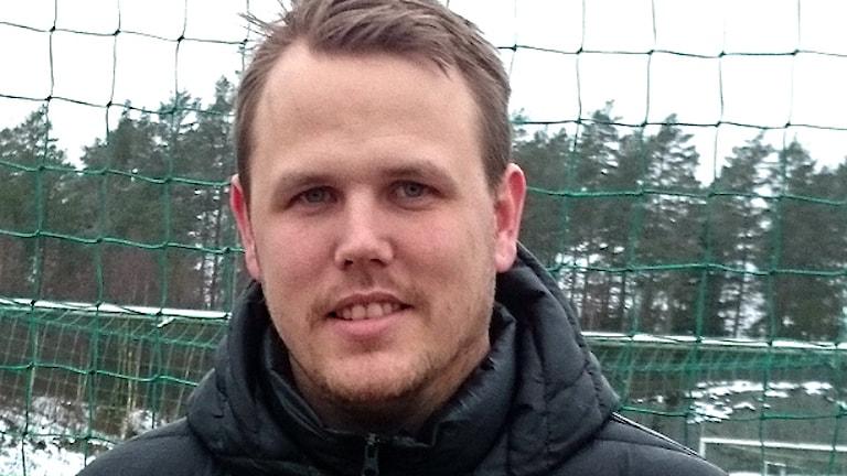 Mikael Alfredsson. Foto: Tomas Bader/Sveriges Radio.