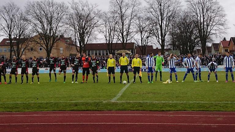 FC Trollhättan mot IFK Göteborg