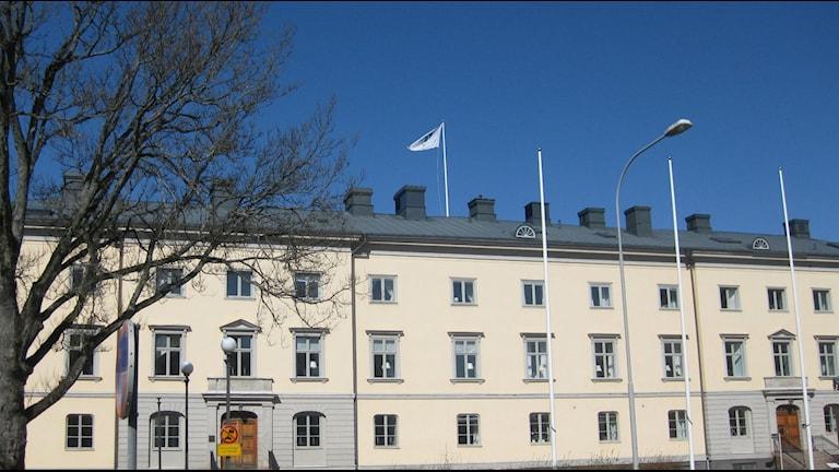 Residenset i Vänersborg.