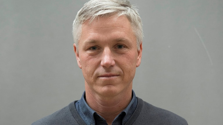 Jörgen Wålemark. Foto: Fredrik Sandberg/TT.