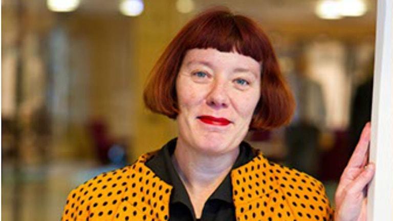 Annette Torensjö, chef för Ortnamnsmyndigheten vid Lantmäteriet. Foto: Privat