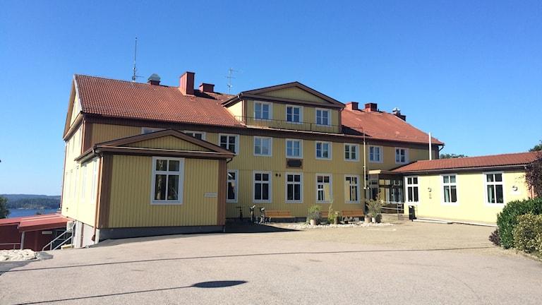 Ljungskile folkhögskola. Foto: Sara Öster