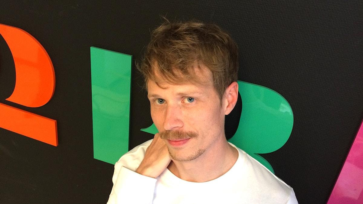 Jimmie Schewenius. Foto: Susanna Wictorzon/Sveriges Radio.se
