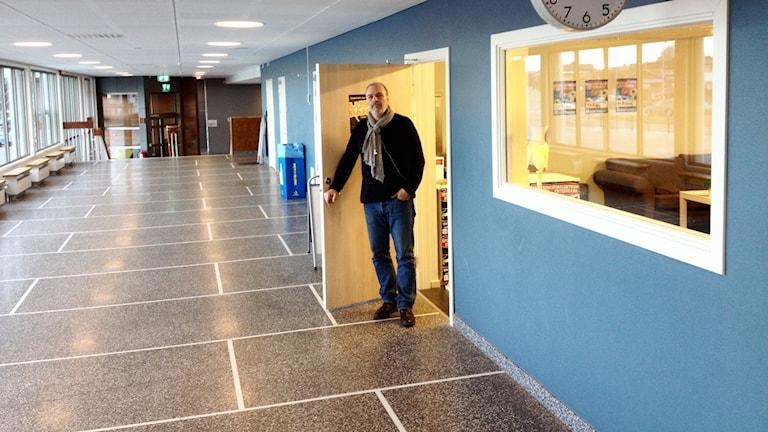 Christer Glännestrand, enhetschef på kultur och fritid i Vänersborg