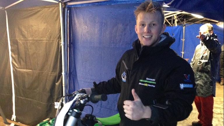 Erik Ljungberg är redo för Novemberkåsan i Uddevalla