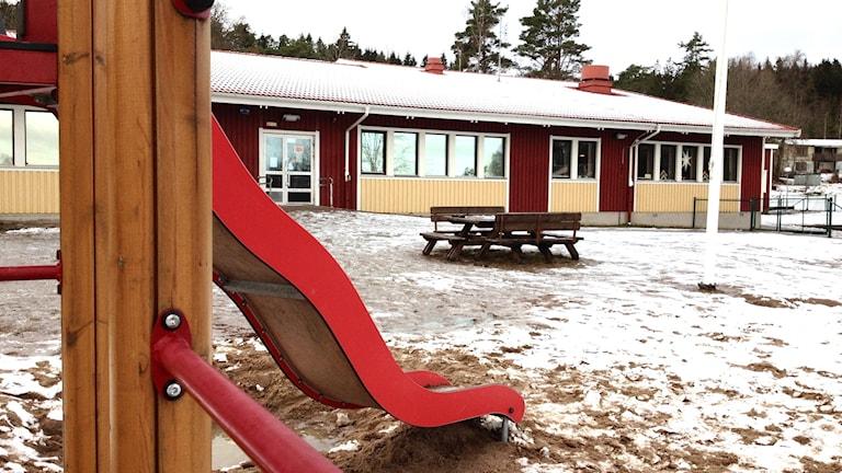 Nedläggningshotade Västerlandaskolan