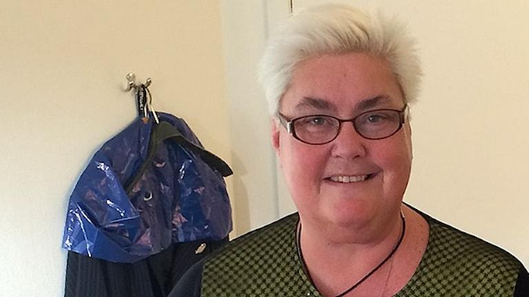 Marie Dahlin (S). Foto: Oskar Lodin/Sveriges Radio.