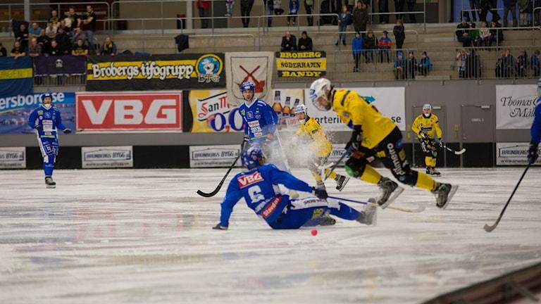Bandy IFK Vänersborg-Broberg