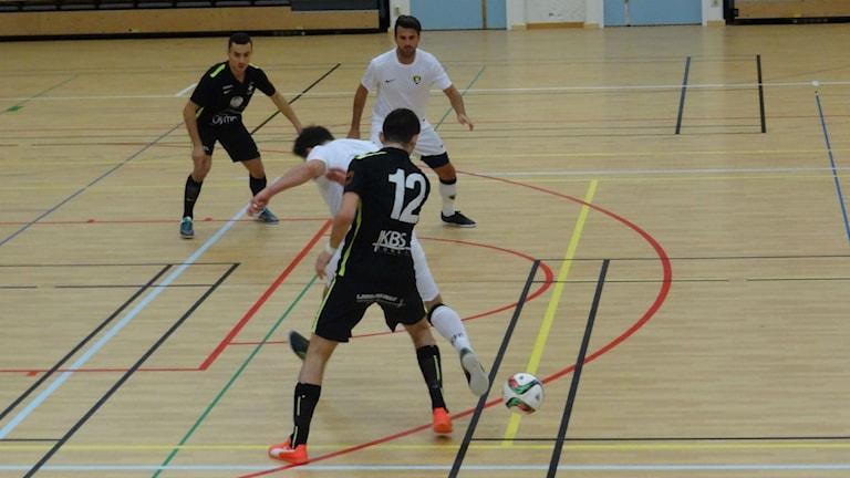 Futsal IFK Uddevalla mot Malmö