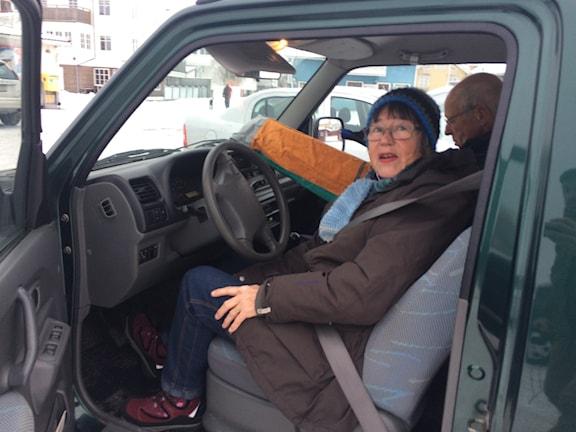 Berit Dalbom vill se fler poliser i Sotenäs