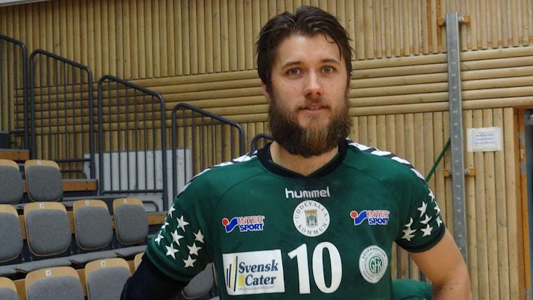 Handboll Kroppskultur Viktor Olofsson