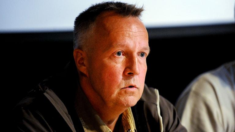 Nordens arks vd Mats Höggren hålls ansvarig för vargattacken. Pontus Stenberg / SCANPIX