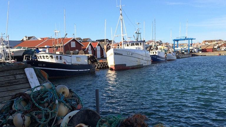 Hamnen i Fisketången